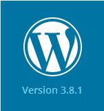 WordPress 3.8.1 versija